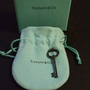 SALE:Tiffany &Co. Black Titanium&Sterling